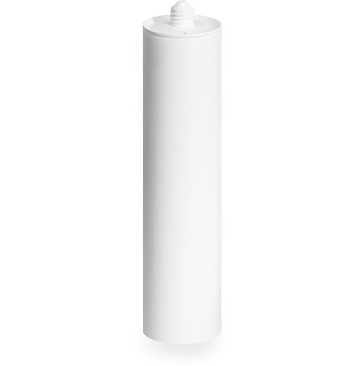 310ml Silicone Cartridges plain white